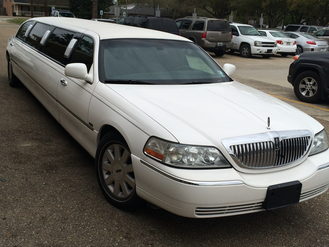 Baton Rouge Limo Rental - Services 2